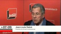 Jean-Louis Debré est l'invité de Patrick Cohen et des auditeurs (Interactiv)