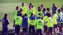 Quand Zidane donne une leçon a Cristiano Ronaldo // When Zizou gives a lesson Cristiano Ronaldo