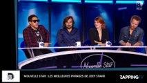 Nouvelle Star 2016 : JoeyStarr déchaîné, découvrez ses meilleures répliques face aux candidats (Vidéo)