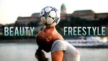 Women Football Freestyler 2016 ~ Amazing Freestyle Soccer Girls