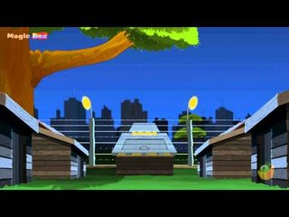 Hens - Aesop's Fables - Telugu