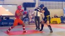 Champ IDF Sanda B - 70 Kg  Joe Combat 3 Round 1