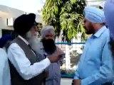 Simranjit Singh Mann challange to Police