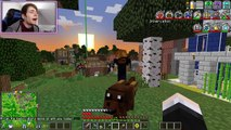 The Diamond (DanTDM) Minecraft   THE ULTIMATE PUPPY!!   Diamond Dimensions Modded Survival