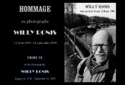 N°124 Diaporama HOMMAGE au photographe Willy RONIS / TRIBUTE to Willy RONIS