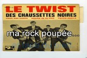 Les Chaussettes Noires & Eddy Mitchell_Le twist (Chubby Checker_The twist)(1961)(GV)