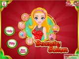 Barbi Makyaj Yapma Oyunu Barbi Ağda Yapma Oyunu