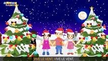 Vive le vent | Chansons de Noël - Chansons pour enfants