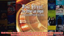 Download PDF  Wall Street The Other Las Vegas by Nicolas Darvas the author of How I Made 2000000 In FULL FREE