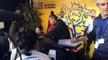 Open 13 Provence : séance de dédicaces pour Nick Kyrgios