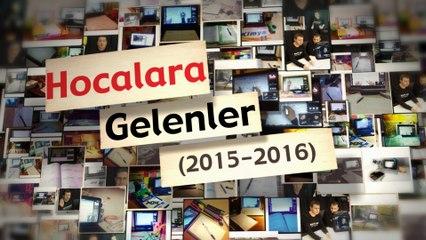 Hocalara Gelenler (2015-2016)