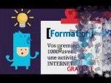 Gagnez vos premiers 1000 euros avec Internet.Gagnez vos premiers 1000 € sur Internet Prouvé. Pas de fausses promesses.