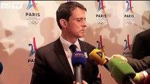 """Paris 2024 - Valls : """"Nous devons être lucides sur le travail qu'il reste à réaliser"""""""