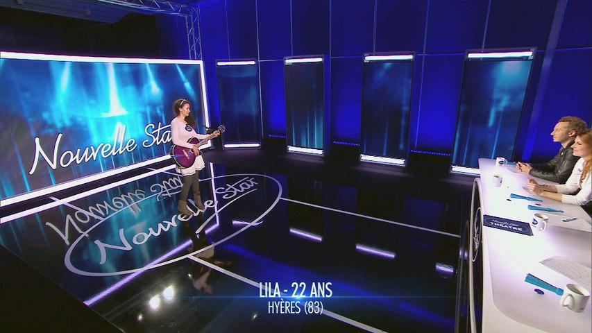 Lila: Mon cœur mon amour– Auditions – NOUVELLE STAR 2016