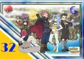 """Pokemon Or Heart Gold épisode 32 """"La ligue pokémon"""""""