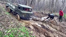 Off-road Truck 4x4 GAZ-66 Extreme Mudding