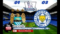 Manchester City vs Leicester City 1 3   All Goals & Highlights 2016 HD (Latest Sport)