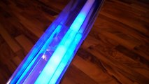 Unboxing Review of Star wars Star wars ultimate light saber FX lightsaber sabre Anakin sky