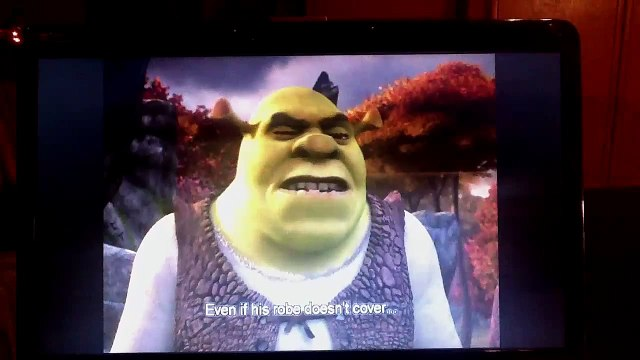 Merlin regresa a Shrek y los demás: Merlin returns Shrek an
