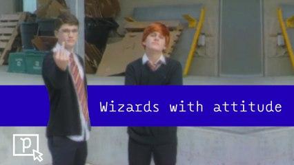 Wizards with attitude - Pépites du 18/02 - CANAL+