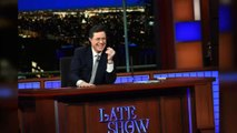 Kanye Gets Roasted By Colbert Over His Twitter Business Proposals