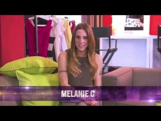 Melanie C wants YOU to subscribe
