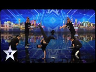 Judges and Hosts Jump Rope With ALTTYPE | Asia's Got Talent 2015 Episode 1