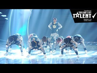 TGT S.4-4D Semi-Final EP9 : TGT13 - The Return Dance Crew