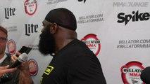 Kimbo Slice says he's going to break Dada 5000's jaw