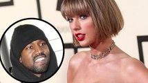 Taylor Swift vise Kanye West après sa victoire aux Grammys