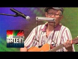 Myanmar's Got Talent Guitar & Singer Auditions Season 1 | Episode 4 Part 2/6