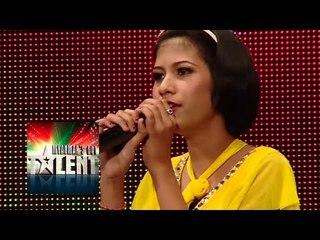 Myanmar's Got Talent 2015 Singers Auditions Season 1 | Episode 4 Part 5/6