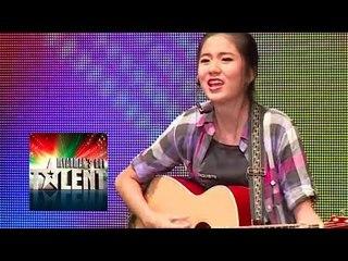 Myanmar's Got Talent 2015 Auditions Episode 5 Part 6/6