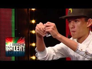 Magician's On Myanmar's Got Talent 2015 | Episode 5 Part 1/6