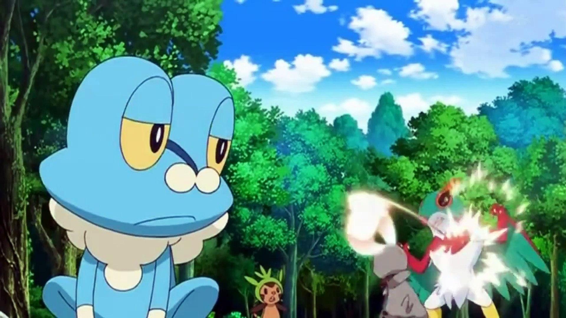 Pokemon Images: Pokemon Xy Pikachu Vs Bunnelby