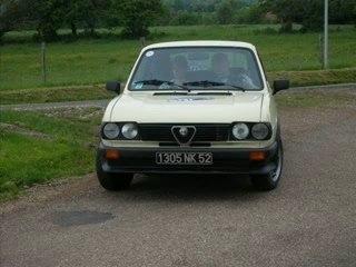 1er Rallye des Lingons