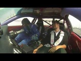 Thailand's Got Talent Season4-4D EP2 Opening : Cars Drifting น้าเน็กดริฟท์รถ