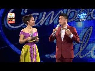 Cambodian Idol | Live Show |Week 4 | ច្រៀងរួមគ្នា