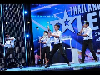 Thailand's Got Talent Season4-4D Audition EP2 2/6