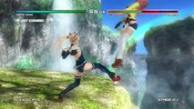 DEAD OR ALIVE 5 LAST ROUND PS4 ARCADE EASY - MARIE ROSE NUDE MOD