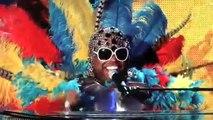 Cee Lo Green feat Gwyneth Paltrow - Forget You ( Grammy Awards 2011) (2).mp4