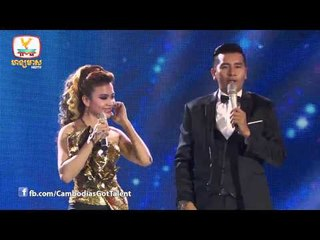 Judges's Performance -Cambodia's Got Talent :FINAL LIVE SHOW