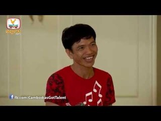 Cambodia's Got Talent - Judge Cut Down - Week 5 - 26 Dec 2014