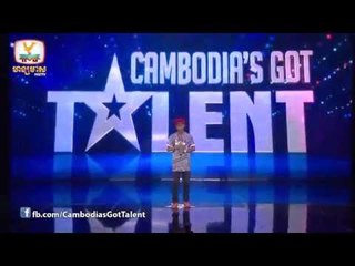 CGT - Judge Audition - Week 2 - PP 0302 នាង សុខមនោ, Group Boy On Top - 07 Dec 2014