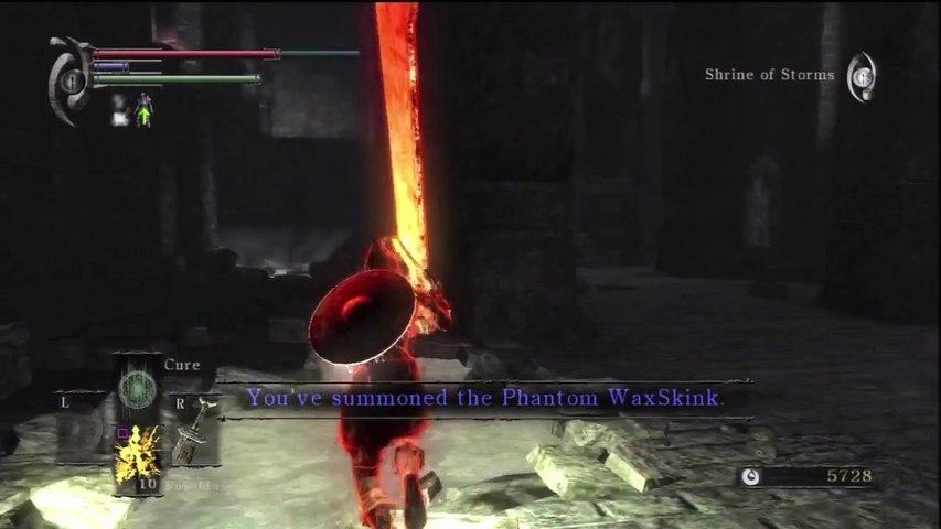 We both have friends Demons Souls PVP BP invasion