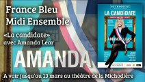 Amanda Lear invitée de Daniela Lumbroso - France Bleu Midi Ensemble
