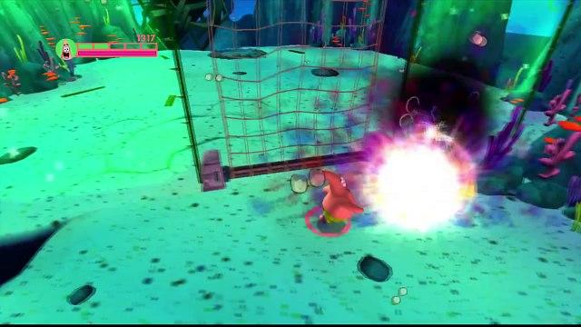 SpongeBob SquarePants: Planktons Robotic Revenge [HD] - Walkthrough | PART 2