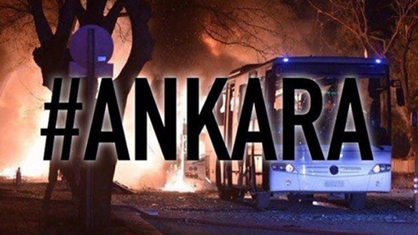 Scorp - Ankara'da Patlama