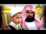 Sheikh Sudais Crying of a Child Beautiful Reciting Quran -