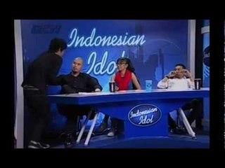 Anang Sang Pemuja Ahmad Dhani - Audisi 2 - INDONESIAN IDOL 2012